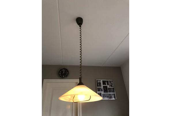 Hanglamp van opaal glas - EE02E88F-2AC5-4145-AC42-1BE78E409BBC