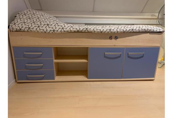 Hoogslaper bed - b7c77a3c-c9b8-4a9f-9028-8fd06b2897ad