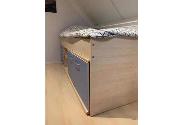 Hoogslaper bed - e7055e63-576e-43de-a69e-105d653d1866