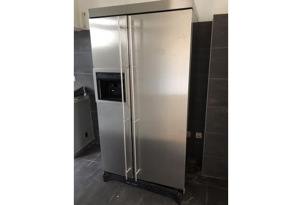 Grote Amerikaanse koelkast - 873DC58A-B947-4CB4-88B4-7E9155240C95.jpeg