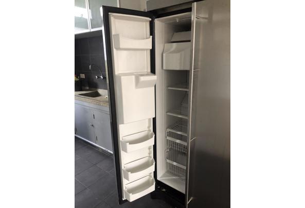 Grote Amerikaanse koelkast - 8AB87DD8-A50B-496D-8FB3-364ABF08BEE3.jpeg