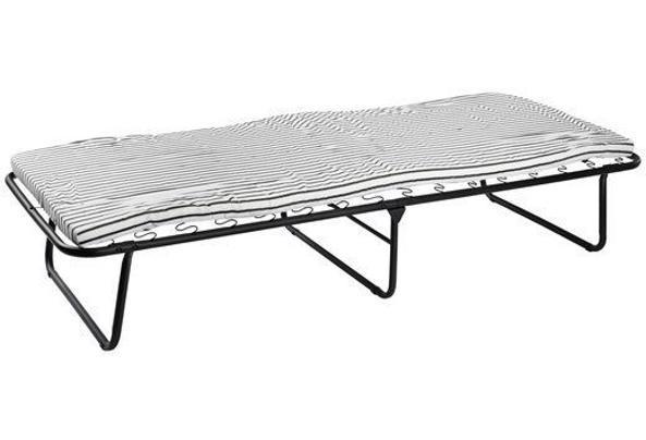 Vouwbed Jysk, zwart - JYSK---Altijd-een-goede-aanbieding-op-matrassen-en-meubels