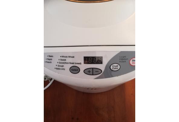 Broodbakmachine - IMG_20210120_122645