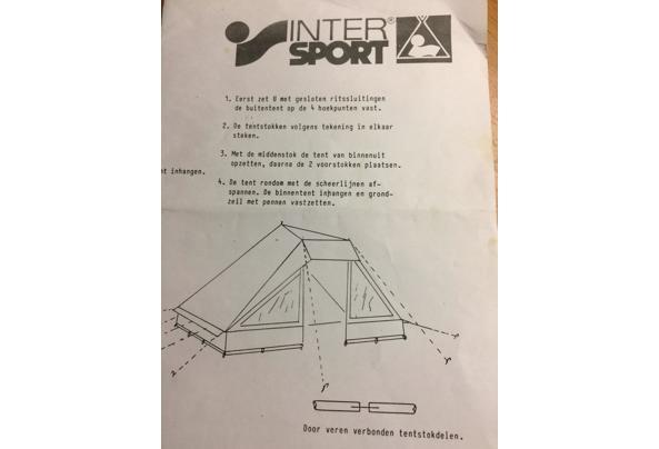 Tent Brand Pyramide - 05C51418-4181-4FCD-8BCF-774B5B0AE899