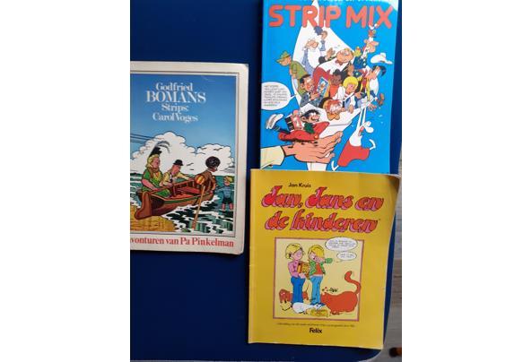 Stripboeken oa Jan Jans en de kinderen  - 20210728_190211_637633571639025253