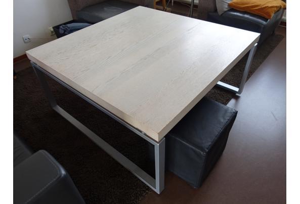 Robuuste salontafel, winkel presentatietafel of speeltafel - DSC05888