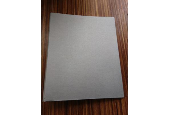 ringband zilvergrijs 4 rings A4, dik - IMG_20210408_153339