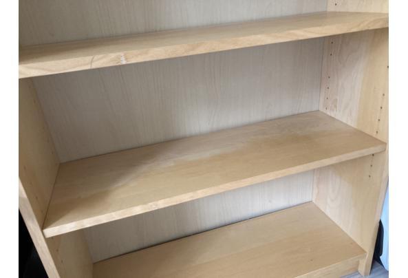 Billy Ikea boekenkast berkenfineer - 4B1C739F-AB8D-4877-9DC8-AAEBB8951041