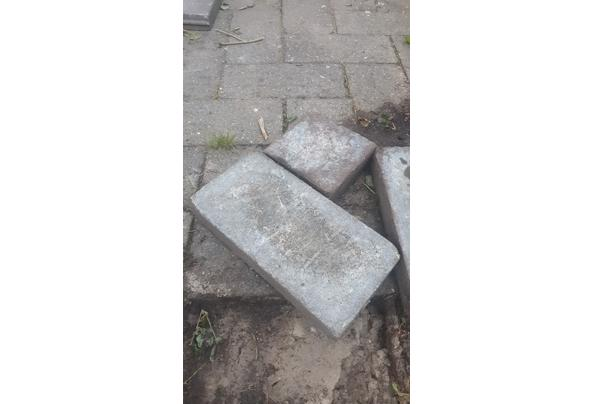 Grijze Cobblestones (42x21x7 cm) - stenen-2