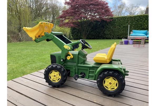 Trap tractor  - 3A11C755-B029-4EC7-A9D3-85F1B9C389B4