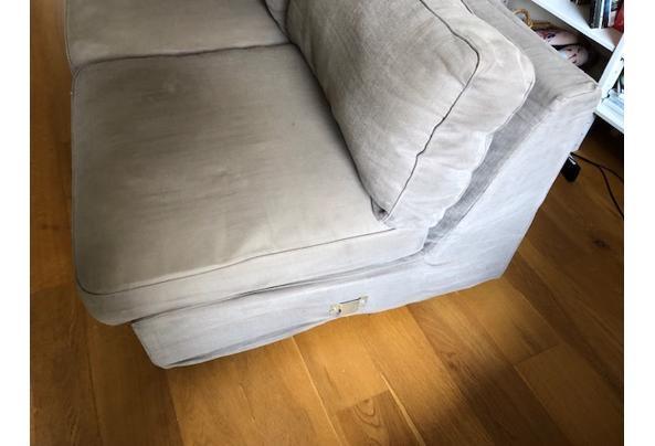 Driezits bank met lounge deel, 295x167cm - IMG_3740