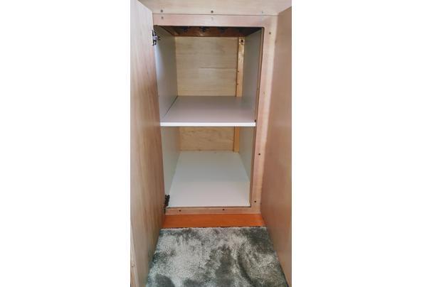 Hoogslaper met inbouwkasten + matras  - 20210117_144750