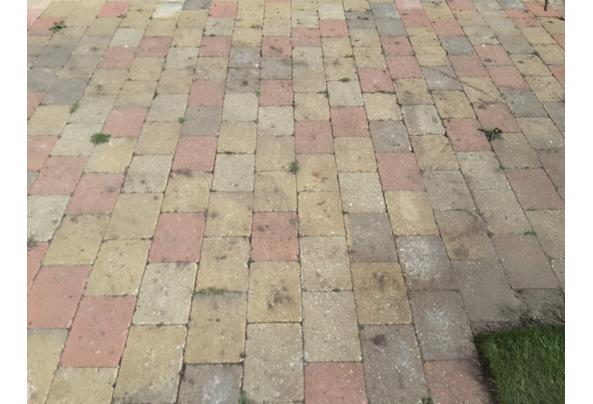 Cobblestones, ca. 400 a 450 stuks - 20210409_140906