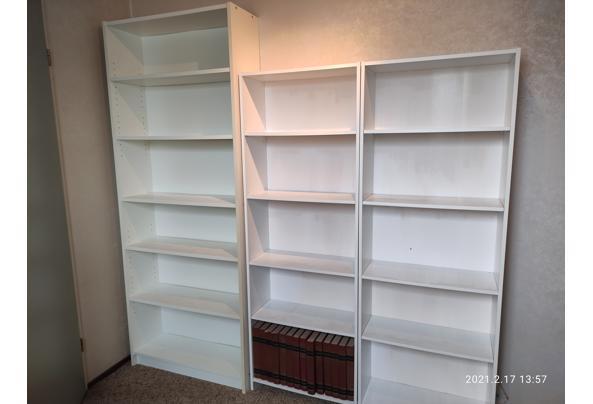 Drie boekenkasten - Boekenkast