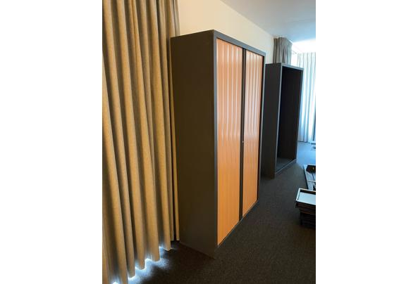 Kantoorkasten met roldeuren 199x120x43 - IMG_4580