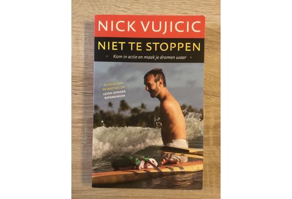 Boek 'Niet te stoppen' van Nick Vujicic - IMG_1399-2.JPG