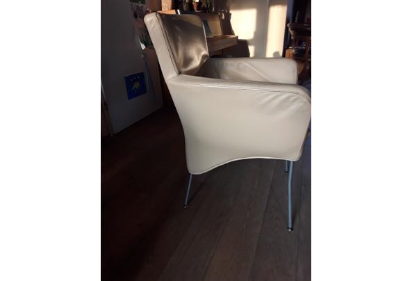 4 leren eetkamer stoelen  - 20210303_171157_001