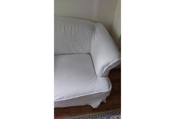 Roomwit 2-zits Ektorp Ikea - 20210520_114706
