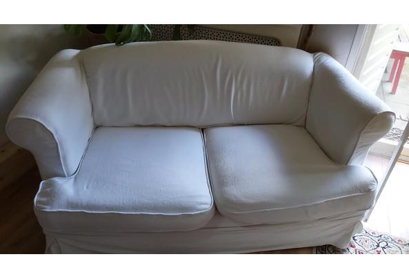 Roomwit 2-zits Ektorp Ikea - 20210520_114712