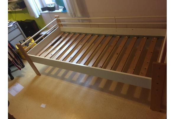 Ikea bed 200 X 90 - 50B4BE4D-4FF7-468B-B573-3941880D04FF.jpeg