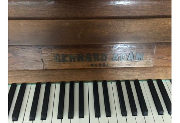 Piano GERGARD ADAM - 6cf6958a-6798-4a64-afdd-647ae02d5006