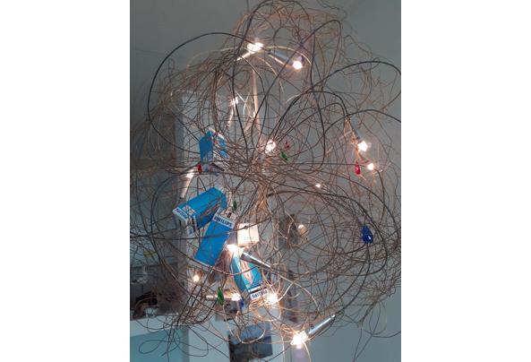 Hanglamp voor boven eettafel  - 20210424_123749