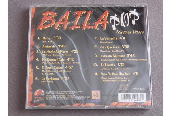 CD met Baila pop (Latijns-Amerikaans) - DSCN0377_637581833191783027