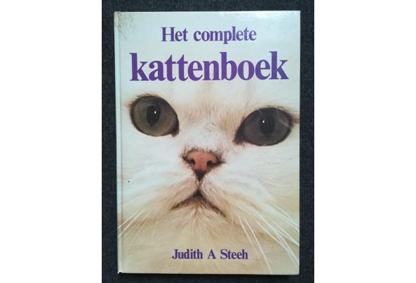 Het complete kattenboek - kattenboek