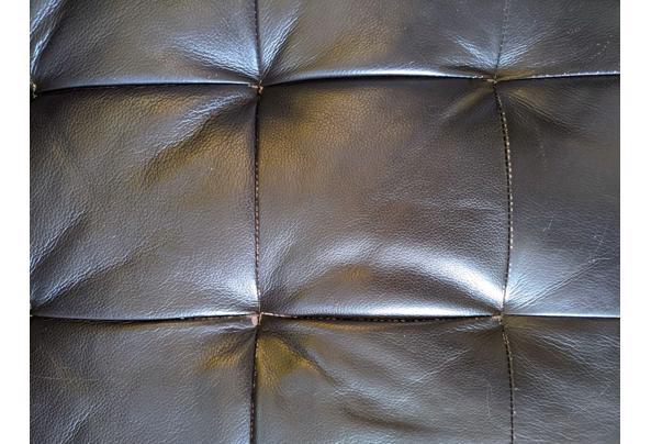 Landskrona bank en fauteuil ikea donker bruin - 722633DB-3A1D-4991-9CA6-3CE431755430