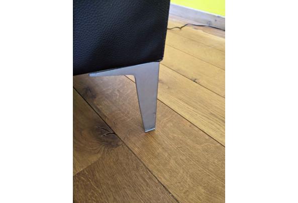 Landskrona bank en fauteuil ikea donker bruin - D00B68D8-5DF5-4540-889F-9811D3938D75