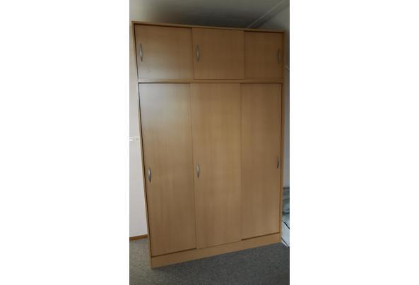3 deurs hang legkast+ boven opzetkast - IMG_20210121_131220374