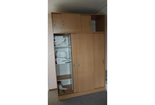 3 deurs hang legkast+ boven opzetkast - IMG_20210121_131301136