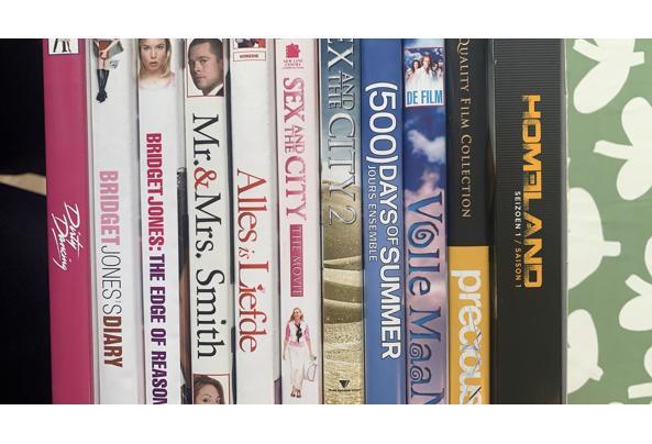 Diverse dvd's  - 4E642C18-2E48-4D37-BF66-2882550DE942.jpeg
