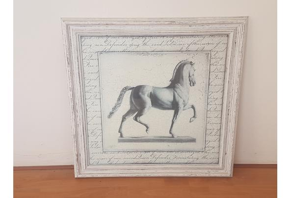 Schilderij van paard - 20201101_092729