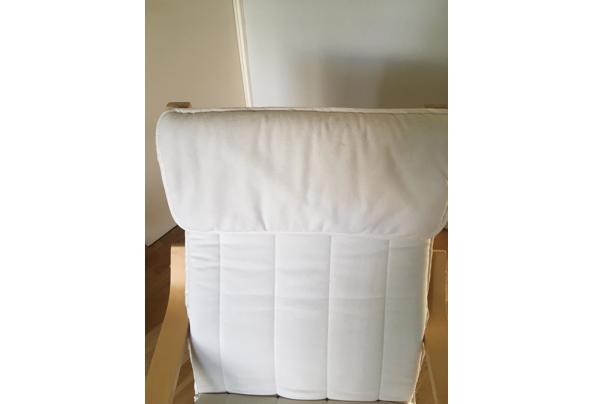 2 Ikea stoelen in ecru - E59EA986-8060-4660-A8D8-A9C644D0A7F7