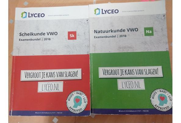 Oude Lyceo boeken 2016 - IMG_20210517_165833199