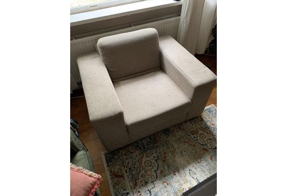 Mooie beige stoel.  - B77DEF16-92F5-4038-8471-69AAC4D88B8D