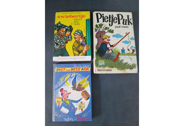 Boeken uit de oude doos (swiebertje, Pietje puk) - boek_swiebertje_pietje_puk