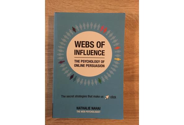 Boek 'Webs of influence: The Psychology of Online Persuasion' - IMG_1401-2.JPG