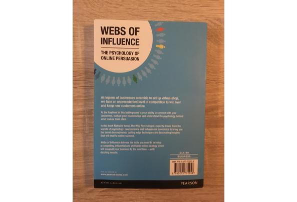 Boek 'Webs of influence: The Psychology of Online Persuasion' - IMG_1402-2.JPG
