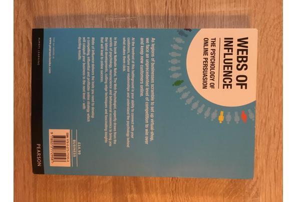 Boek 'Webs of influence: The Psychology of Online Persuasion' - IMG_1402.JPG