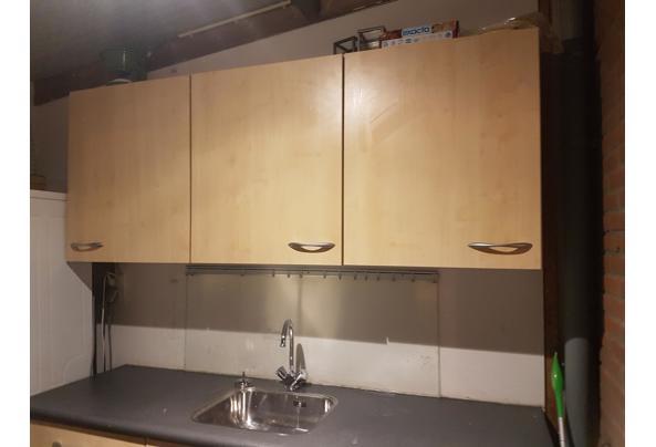 keuken, zachtgeel en keukenblok - 20201027_180046