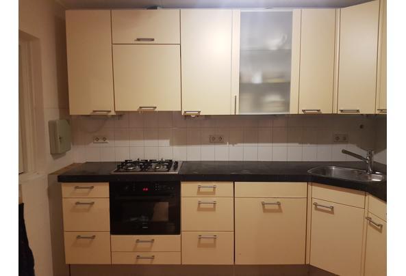 keuken, zachtgeel en keukenblok - 20201027_181835