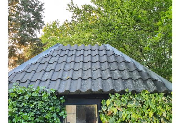 ongeveer 300+ dakpannen van een te slopen schuur - Dakpan1