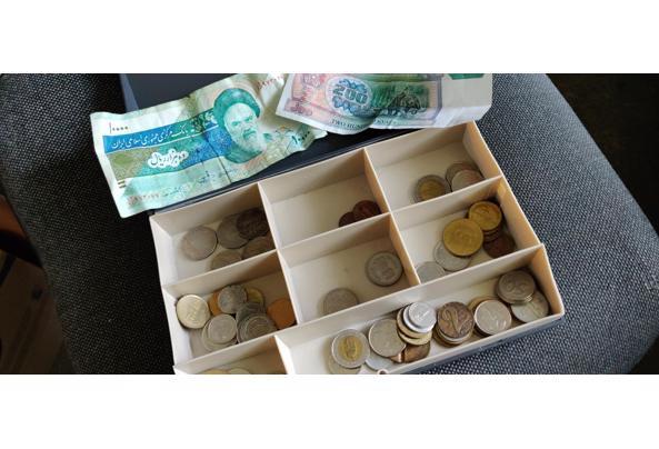 buitenlands geld - muntjes