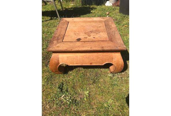 Lage vierkante tafel  - IMG_3714