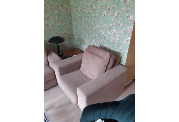 2 persoons bank en 1 stoel - 16214957049317449463808622394686