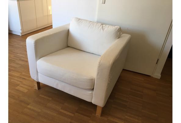 Ikea Karlstad fauteuil wit - IMG_5351.jpeg