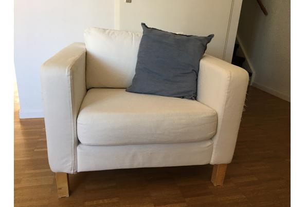 Ikea Karlstad fauteuil wit - IMG_5352.jpeg
