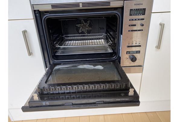 Siemens Top-Line inbouw oven - 18ED0E54-6422-4173-8734-C64D27B75DB3